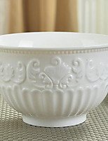1 Pcs Ceramic Dining Bowl Dinnerware Dessert Bowl