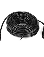 10M(15ft) 2.1x5.5mm DC 12V Power Supply Extension Cable