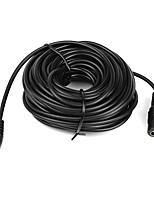 10м (15ft) 2.1x5.5mm DC 12V удлинительный кабель питания
