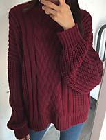 знак корейской версии половины воротничков твист свитер свитер женской бита рукав пальто толщина грубых линии