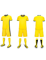 Kid's Soccer Clothing Sets/Suits Breathable Sweat-wicking Comfortable Spring Summer Fall/Autumn Winter Solid LinenLeisure Sports
