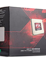 AMD FX série fx - 8320 8 núcleo do processador caixa de interface CPU AM3