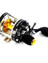 Fishing Reel Baitcast Reels 5.3:1 7 Ball Bearings Left-handed General Fishing-MY1000