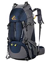 50L L Rucksack Camping & Wandern Draußen Leistung Training Wasserdicht tragbar andere Nylon
