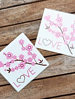 Glass Practical Favors-2 Teatime Coaster 9*9cm Japan / Rustic / Bride Beter Gifts® Asian Favors