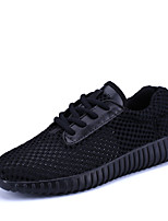 Running Sneakers Yeeze Shoes Men's Shoes Tulle Outdoor / Athletic / Casual Fashion Sneakers Outdoor