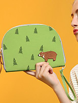 Women PU Outdoor Cosmetic Bag