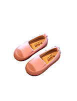 Baby Flats Spring Fall First Walkers Microfibre Outdoor Casual Low Heel Black Gray Pink Walking