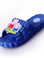 Slippers & Flip-Flops Spring Summer Comfort First Walkers Light Soles Leatherette Outdoor Casual Low Heel Blue Orange