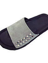 Women's Boots Fall Winter Comfort PU Dress Casual Chunky Heel Zipper Lace-up Black Brown Burgundy