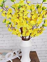 1 Ramo Plástico Outras Flor de Mesa Flores artificiais 20*20*60