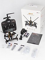 Dron WALKERA 6 Canales 3 Ejes 5.8G Con Cámara HD Quadccótero de radiocontrol  Controle La Cámara Con CámaraQuadcopter RC Cámara Mando A