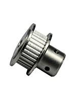 geeetech aluminium poulie du moteur xy GT2 5mm 29-dent
