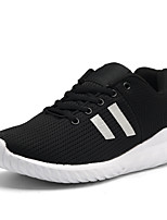 Men's Athletic Shoes Spring Summer Fall Winter Comfort Synthetic Tulle Outdoor Athletic Casual Lace-up