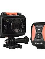Caméra d'action / Caméra sport 16MP 2560 x 1920 Wi-Fi Etanches Tout en un Sans-Fil Grand angle Multifonction 60fps 120fps 30ips 240fps 1.5