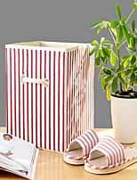 Storage Boxes Storage Bags Non-woven withFeature is Lidded  For Jewelry Underwear Shopping  Random color