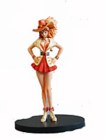 Anime Action Figures Inspired by One Piece Nami PVC 17 CM Model Toys Doll Toy 1pc