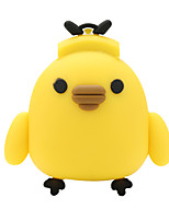 128GB Cute Chick Rubber USB2.0 Flash Drive Disk