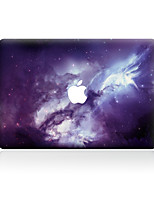 For MacBook Air 11 13/Pro13 15/Pro with Retina13 15/MacBook12 Fan Smoke Decorative Skin Sticker