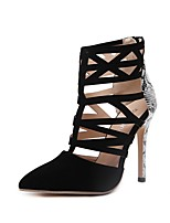 Women's Stiletto Heels/Club Shoes/Popular/New Fashion/Party & Evening /Casual/Black