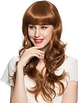 venda quente onda profunda peruca longa penteado de fibra de peruca sintética com tampa de peruca