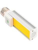 8W E26/E27 Spot LED 1 COB 600-700 lm Blanc Chaud Blanc Froid Décorative AC 85-265 V 1 pièce