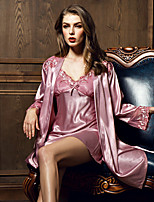 Pyjama Soie Femme
