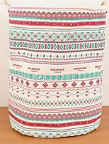 Boîte de Rangement Sacs de Conservation Non-Tissé avecFonctionnalité est Avec couvercle Shopping , Pour Bijoux Sous-vêtement Couettes