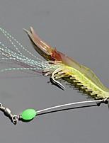 2 pcs Soft Bait Random Colors 4 g Ounce mm inch,Plastic General Fishing