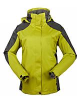 Wandern Softshell Jacken Damen Komfortabel Frühling Herbst Winter Radsport/Fahhrad Laufen