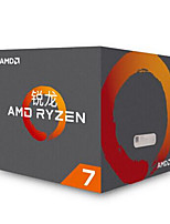 Ryzen 7 1700 processeurs amd 8-core boîtier d'interface am4 3.0 ghz 20mb