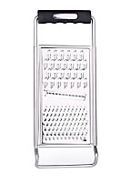 Stainless Steel Coarse Grater for Vegetables Fruits Cheese Chocolate
