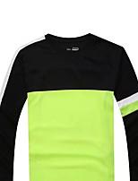 Damen Herrn Fußball Trainingsanzug Atmungsaktiv Frühling Sommer Herbst Winter Polyester Übung & Fitness Rennsport Freizeit Sport Laufen