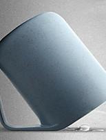 minimalismo De colores Artículos para Bebida, 400 ml El modelo geométrico simple Plástico Jugo Leche Vajilla de Uso Habitual