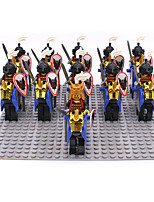 Building Blocks For Gift  Building Blocks Model & Building Toy Warrior Horse 5 to 7 Years 8 to 13 Years 14 Years & Up Toys