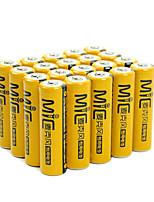 Nanfu NF-MB1 Аа Никель-металл hydrde батареи 1.2v 2050mah 20 пакета