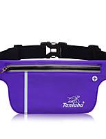 Riñoneras Bolsa de cinturón para Acampada y Senderismo Carrera Bolsas de Deporte Impermeable Cerca del cuerpo Listo para vestirBolsa de