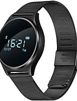 Bluetooth coração 4.0 pressão arterial taxa inteligente pulseira pedômetro sedentária lembrar relógio