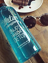 Transparente Fiesta Artículos para Bebida, 1000 ml Gran Capacidad Vidrio Jugo Bebida carbonatada Vidrio