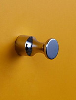 1 Pcs Cabinet Handle Single  Hook / ChromeBrass /Contemporary