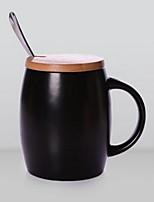 Minimalismo Artigos para Bebida, 425 ml Dom namorado presente namorada Cerâmica Café Leite Canecas de Café
