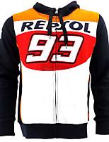 Motorcycle Warm Coat Riding Jacket Cardigan Hoodie Unisex