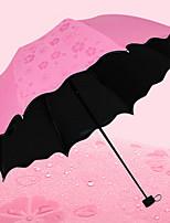 Кепка-зонт Солнечный и дождливой Нержавеющая сталь текстиль Путешествия Lady Мужчины