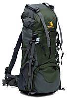 65L L Rucksack Camping & Wandern Draußen Leistung Training Wasserdicht tragbar andere Nylon