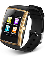 Smart Watch 3D Surface Bluetooth3.0 NFC Support Sim TF Card Pedometer Sleep Monitor Waterproof Smartwatch for iOS Android