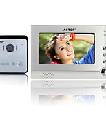 photo ACTOP prendre seule maison visiophone pour les appartements de produits de sécurité haut de gamme