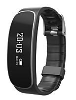 SR01 pulseira de água inteligente resistentes / impermeáveis longos calorias espera queimado pedômetros esportes de saúde monitor de