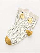 enfants chaussettes travailleurs du coton chaussettes de velours de coton point de couleur unie chaussettes enfants dans les chaussettes