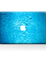 1 pièce Anti-Rayures Marbre En Plastique Transparent Décalcomanie Motif PourMacBook Pro 15'' with Retina MacBook Pro 15 '' MacBook Pro