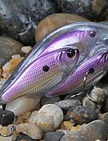 2 pcs Poissons nageur/Leurre dur Couleurs Aléatoires 17 g Once mm pouce,Plastique Pêche générale